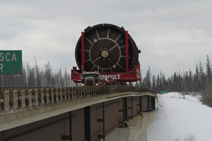 Big Load Mercer Transportation Co Join The Mercertown