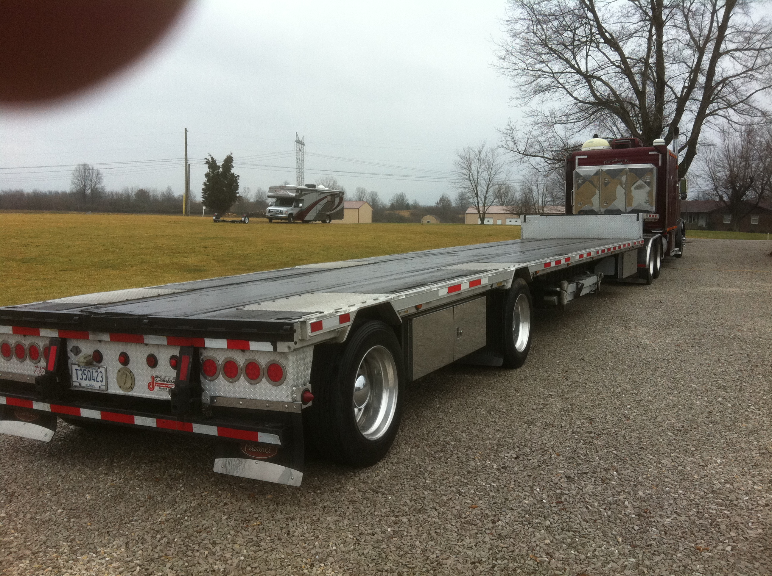For sale 1997 peterbilt mercer transportation co join for Mercer available loads
