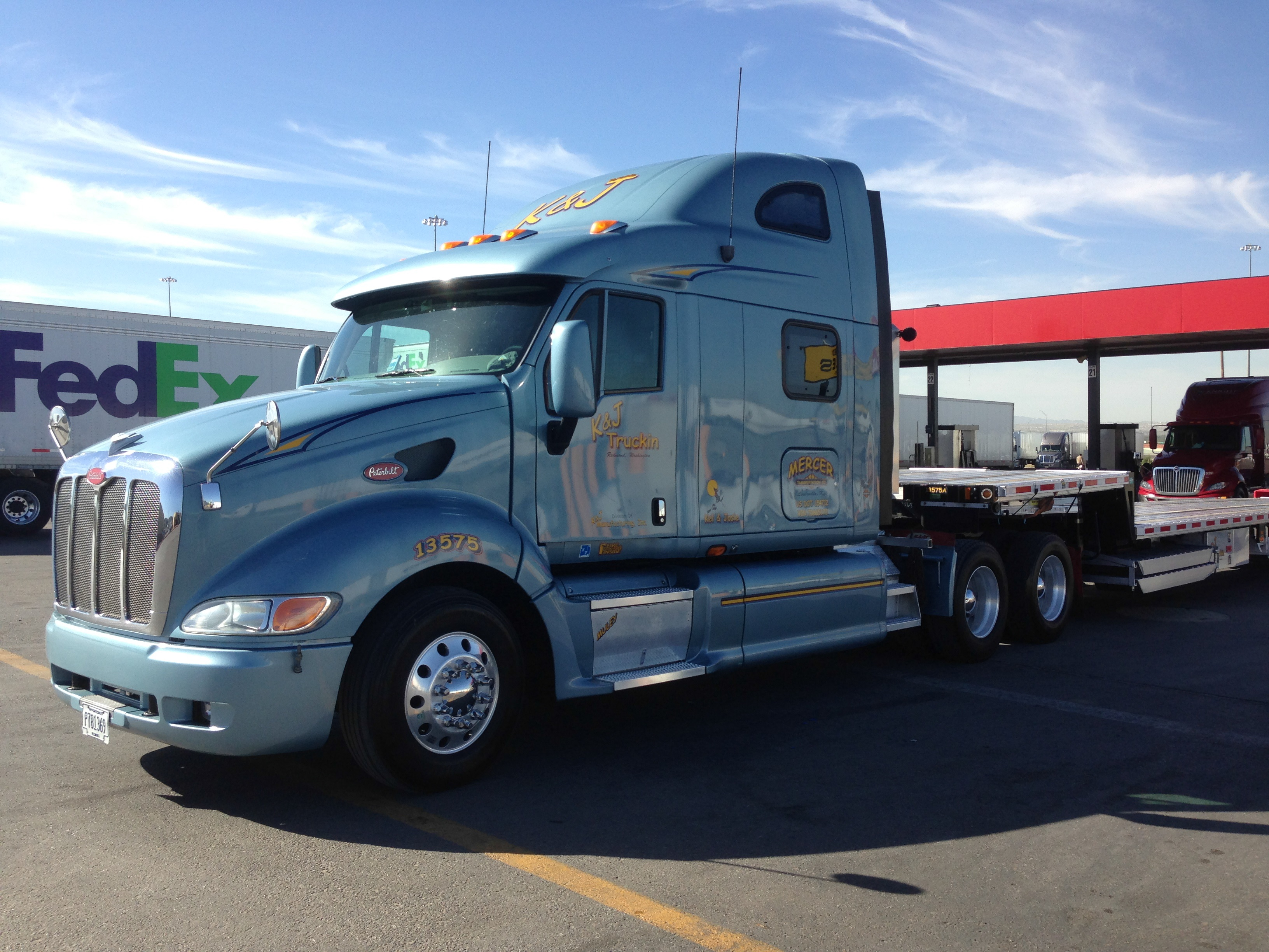 peterbilt 387 for sale
