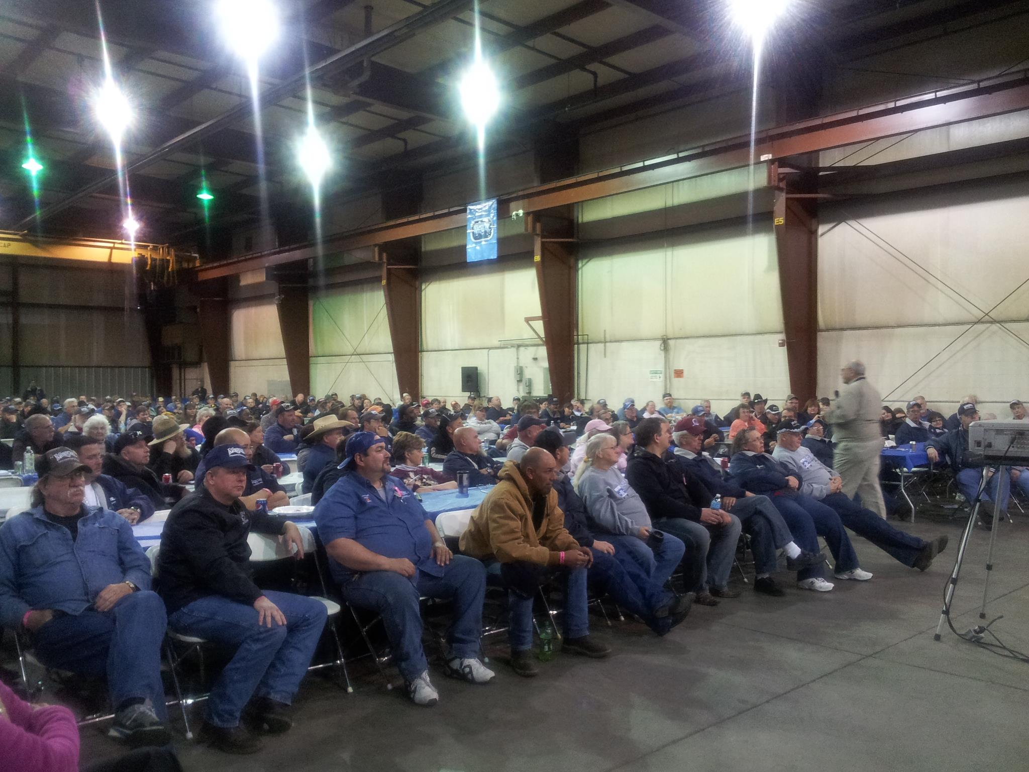 Safety seminars mercer transportation co join the for Mercer available loads