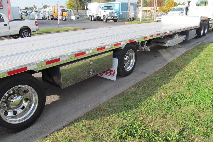 Trailer for sale mercer transportation co join the for Mercer available loads