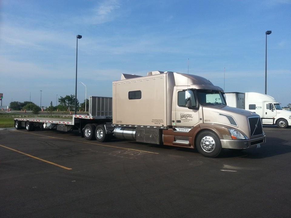 2014 volvo for sale mercer transportation co join the for Mercer available loads
