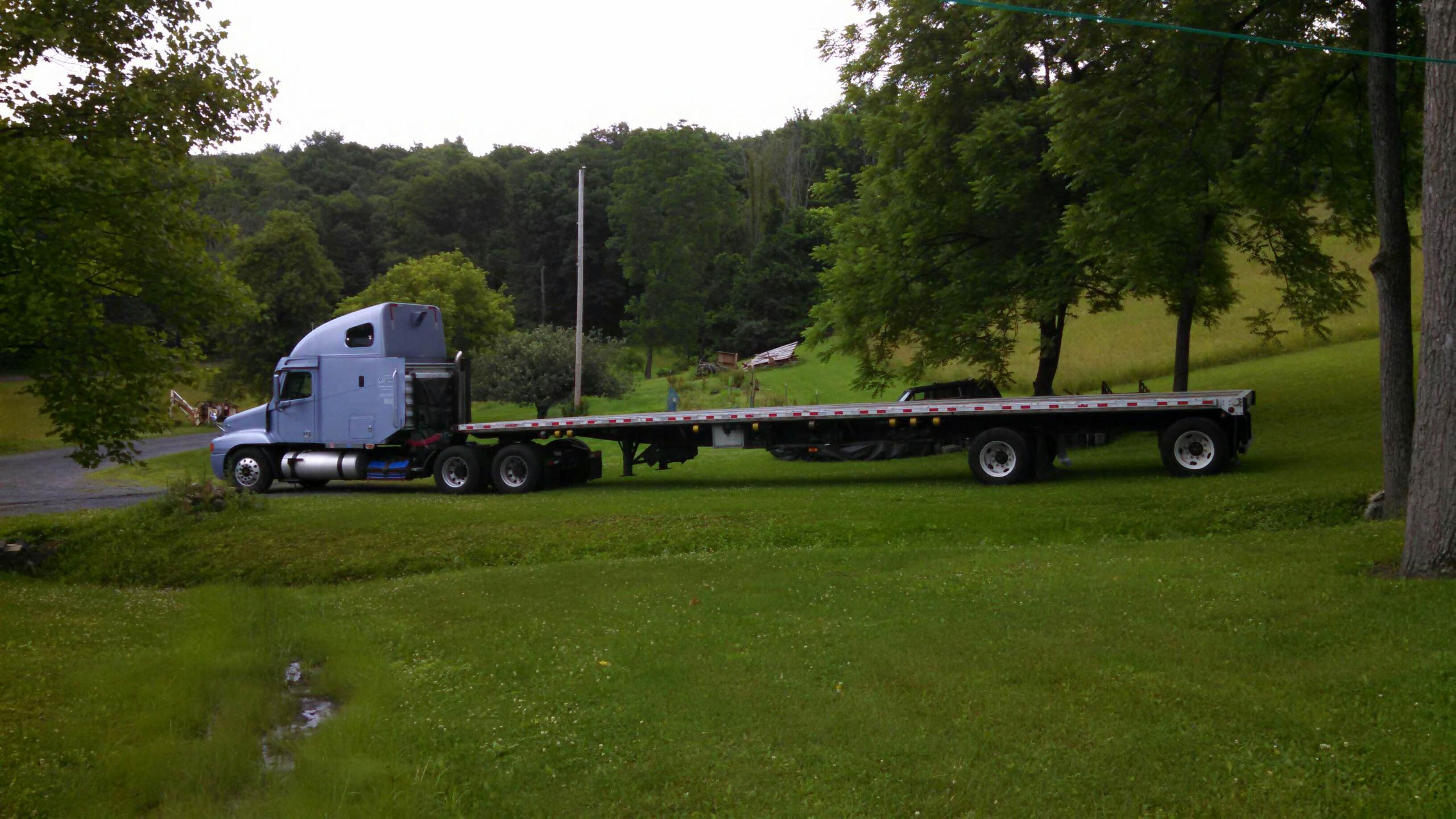 2000 frt century for sale mercer transportation co for Mercer available loads