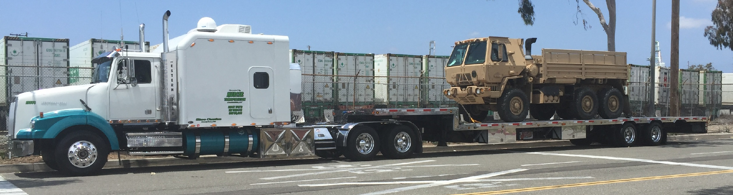 2009 Western Star And 2014 Doonan For Sale Mercer