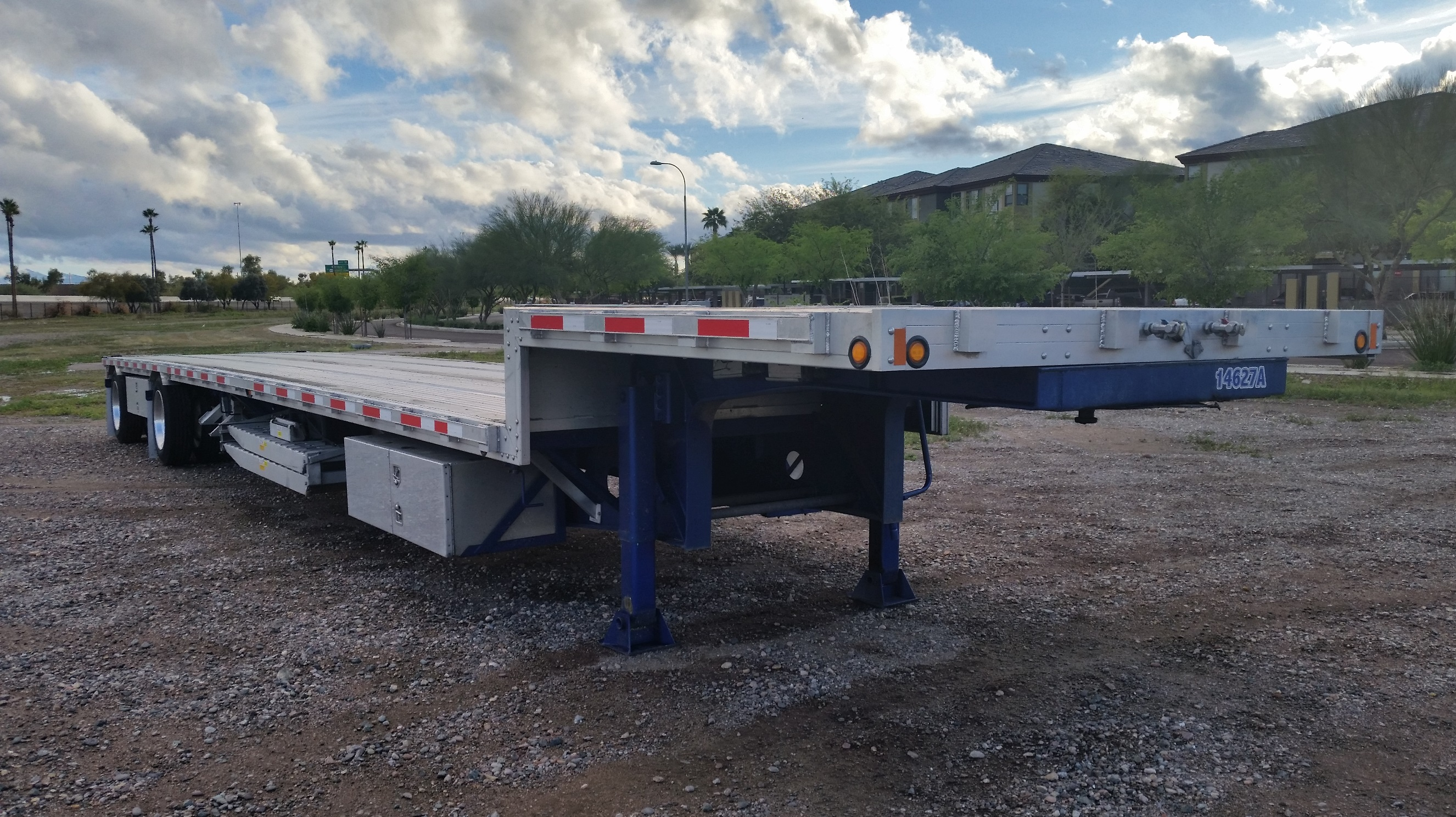 2014 doonan stepdeck for sale mercer transportation co for Mercer available loads