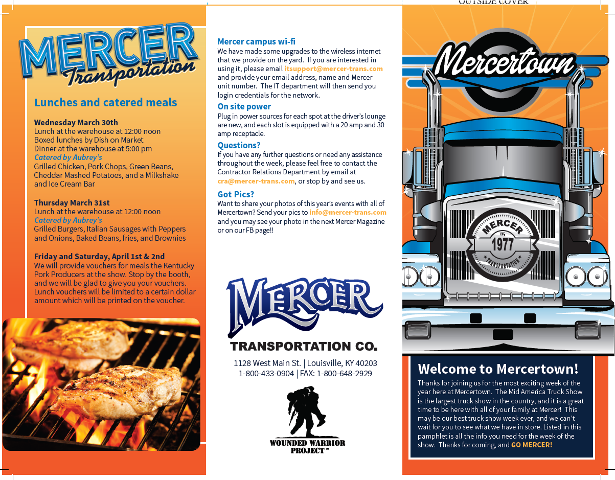 Mercer Brochere Page 1